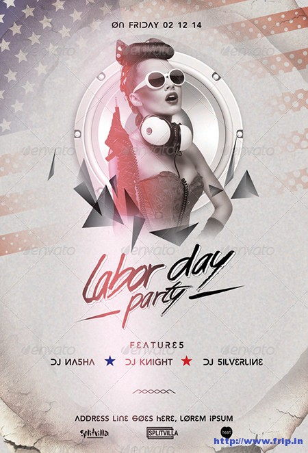 labor day flyers - Pinephandshakeapp - labour day flyer template