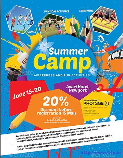 summer school flyer template free - Akbagreenw - free school flyer template