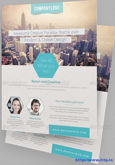 145 Best Corporate  Business Flyers Print Templates 2015 Fripin - flyers for a business