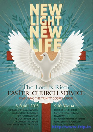 35 Best Easter Church Flyer Print Templates 2018 Fripin - easter flyer template