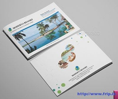 10 Best Resort Brochure Print Templates 2016 Fripin