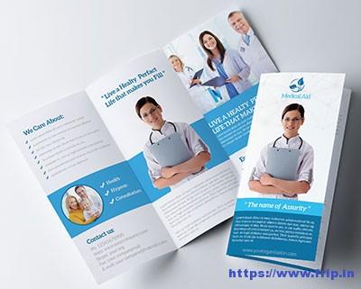 20+ Best Medical Brochure Design Print Templates 2018 Fripin