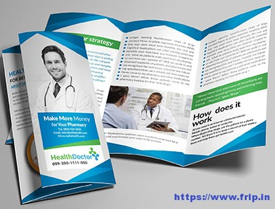 20+ Best Medical Brochure Design Print Templates 2018 Fripin