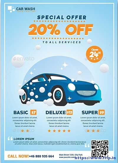 car wash flyers templates - Alannoscrapleftbehind - car wash flyer template