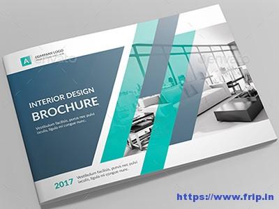 50+ Best Interior Design Brochure Templates 2018 Fripin