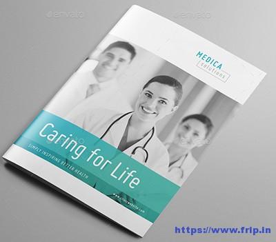 20+ Best Medical Brochure Design Print Templates 2018 Fripin - medical brochure