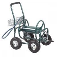 Garden Water Hose Reel Cart Outdoor Heavy Duty Yard ...