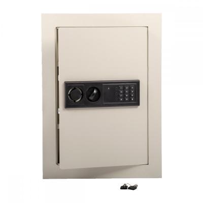 0.8CF Home Security Lock Gun Box Electronic Digital Flat Recessed Wall Safe S58 848837012199 | eBay