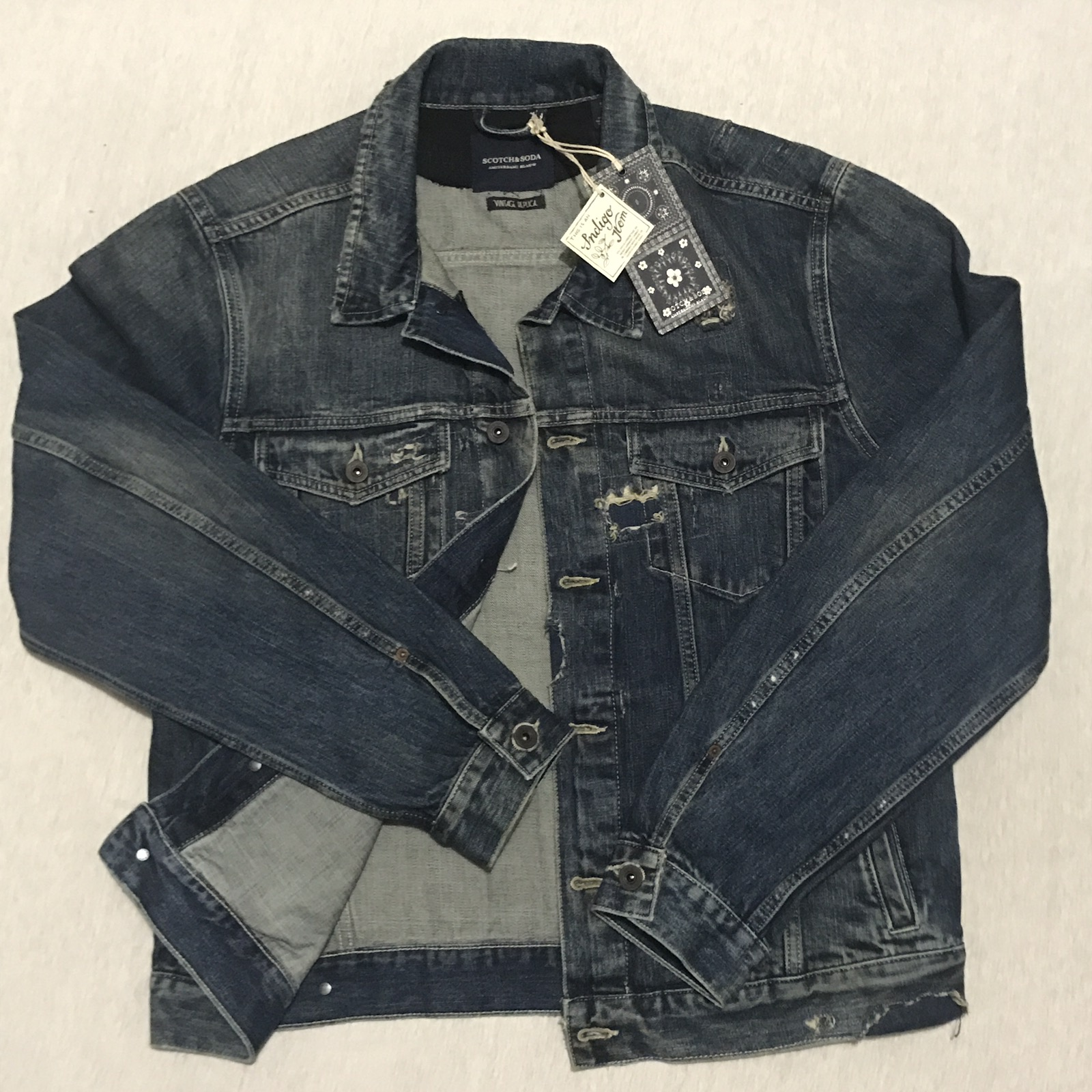 Jean Scotch Soda Scotch Soda Denim Jean Jacket