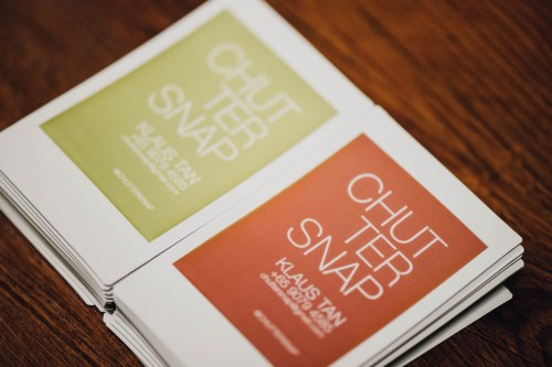 Medium Of Diy Business Cards