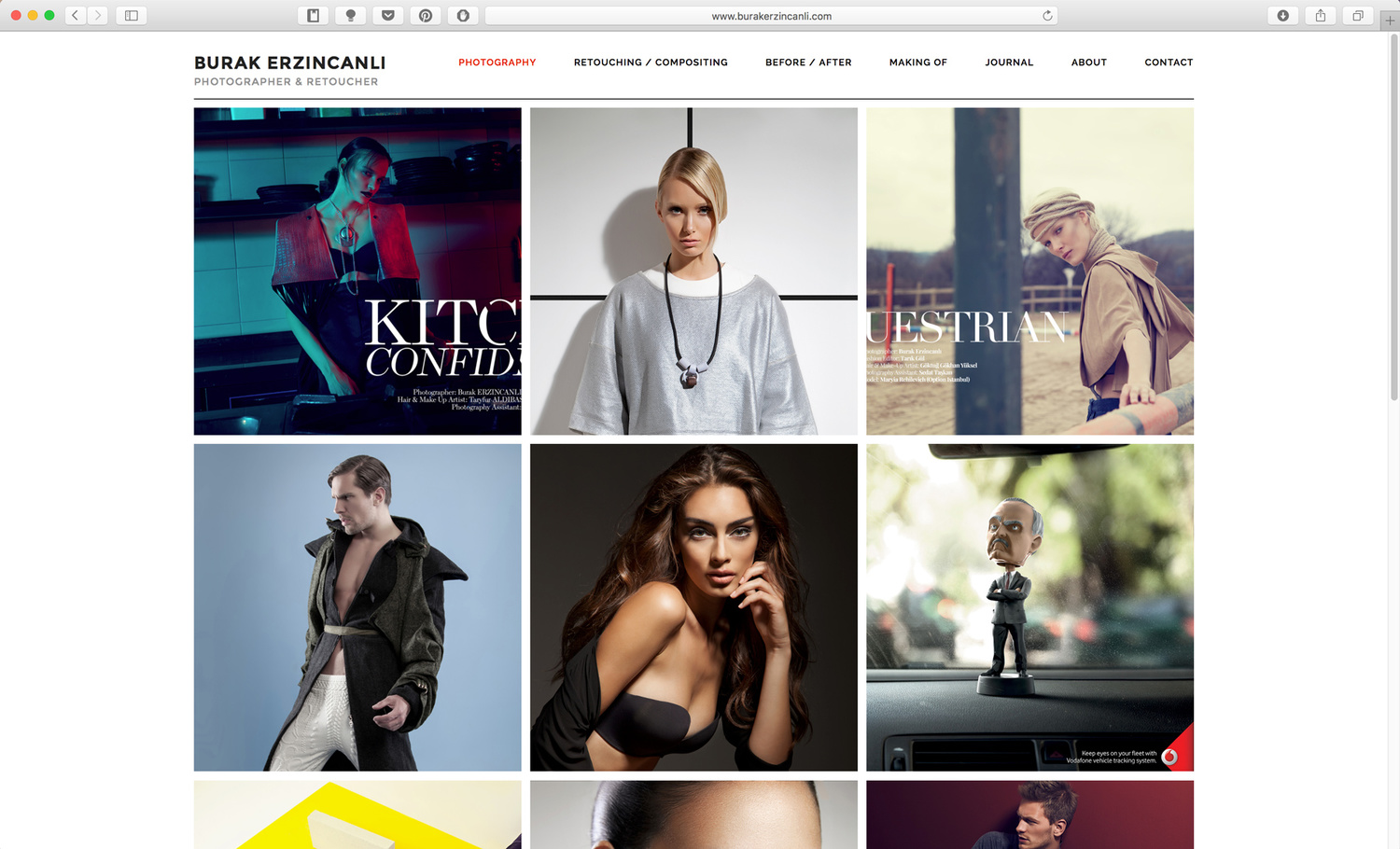 Online Website Builders for Photographers and Retouchers Fstoppers