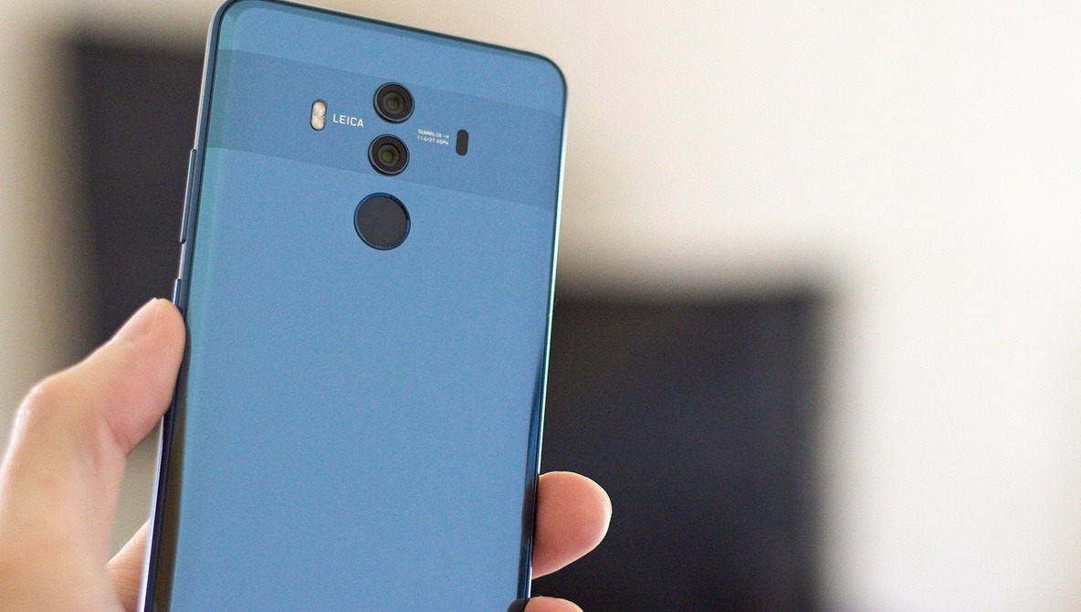 Huawei Smartphone Huawei Mate 10 Pro Review Dual Leica Lenses On A Sleek Smartphone