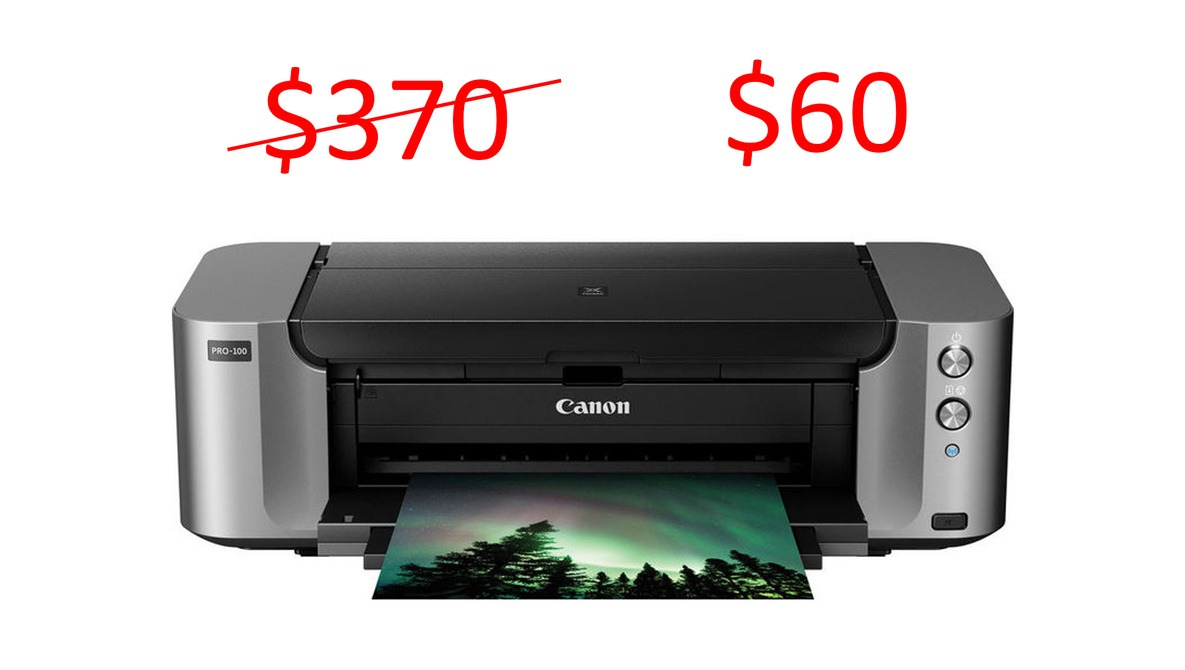 Showy Get A Canon Pixma Pro Printer Only Limited Time Offer Get A Canon Pixma Pro Printer Only Limited Time Offer Canon Pro 100 Ink Buy Canon Pro 100 Ink Absorber dpreview Canon Pro 100 Ink