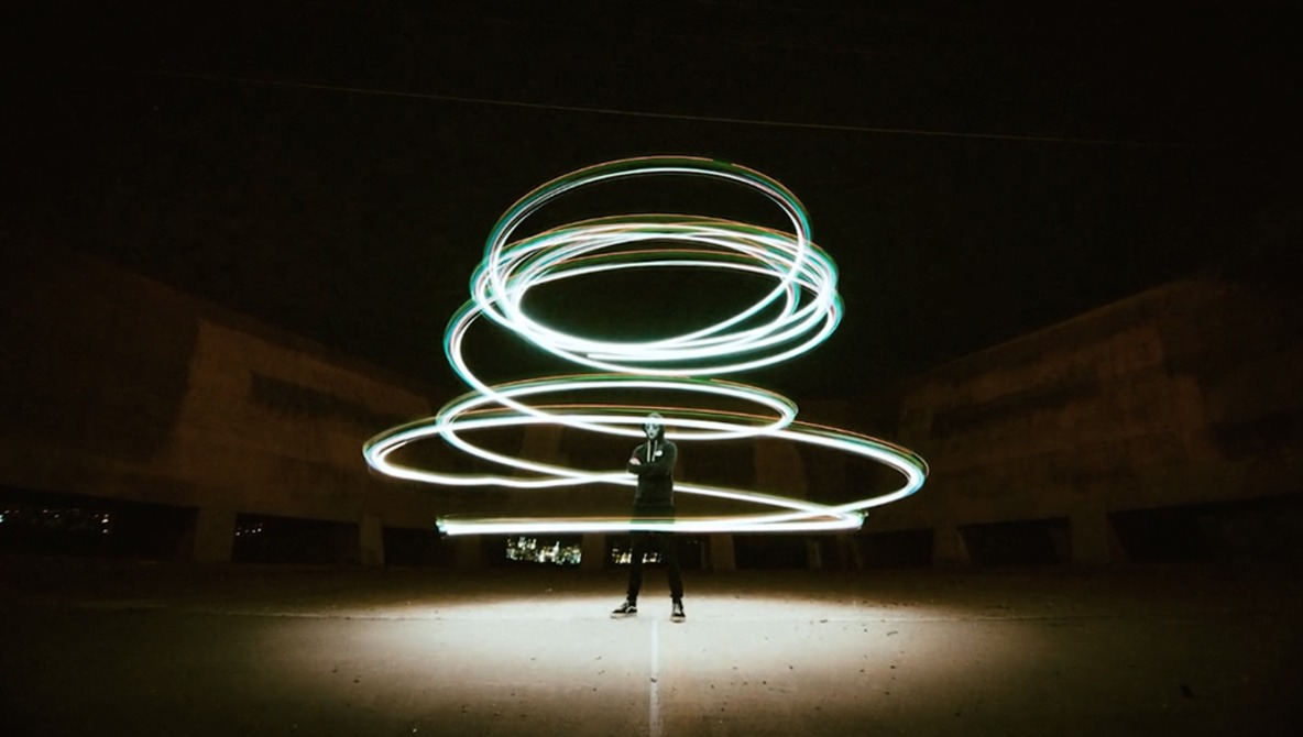 Inspiring Light Painting Ideas For Photographers With Drones Flipboard