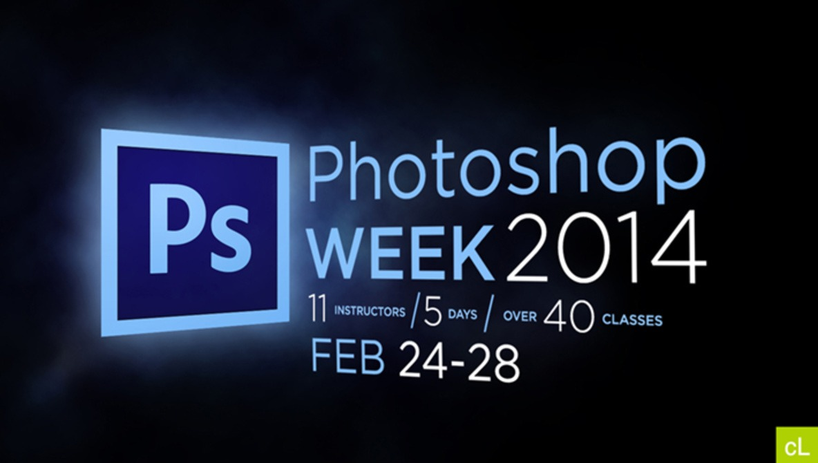 Photoshop Classes Creativelive Photoshop Week Streaming Live Now Fstoppers