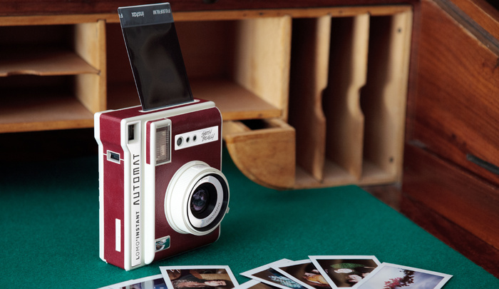 Lomography Launches Kickstarter for the New Lomo'Instant Automat Camera