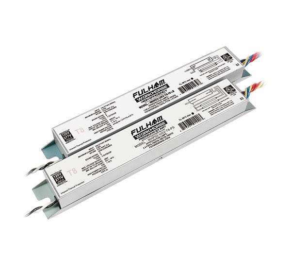 fulham emergency ballast wiring diagram