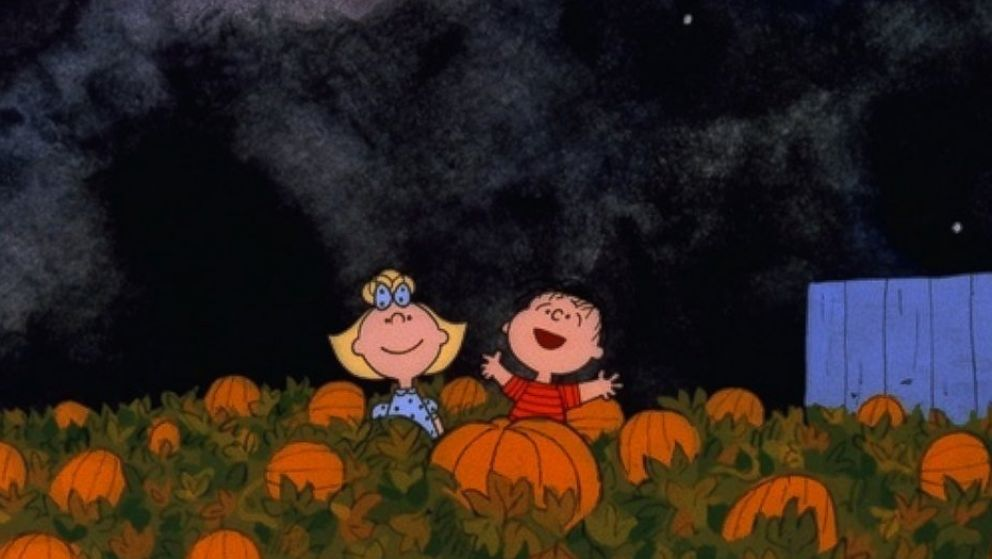 Peanuts Fall Wallpaper Free Halloween Outdoor Movie Night In A Pumpkin Patch Sf