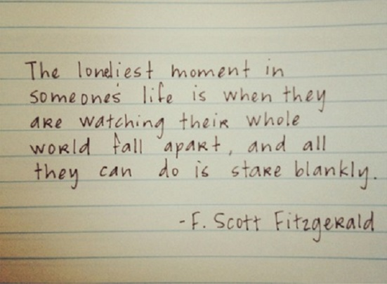 Great Gatsby Quote Wallpaper Scott Fitzgerald