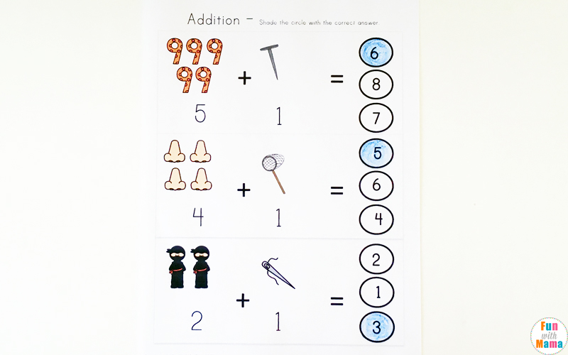 Letter N Worksheets - Fun with Mama