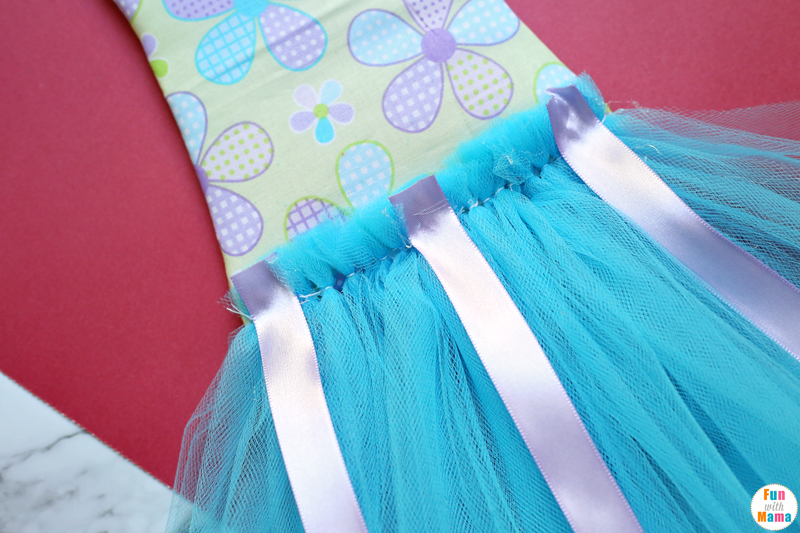 How To Make A Tutu Bow Holder With A Bodice Template Fun