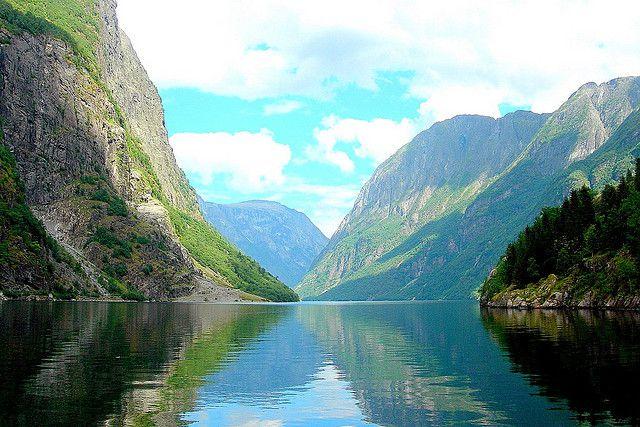 Definition \u003e Fjord - fjord