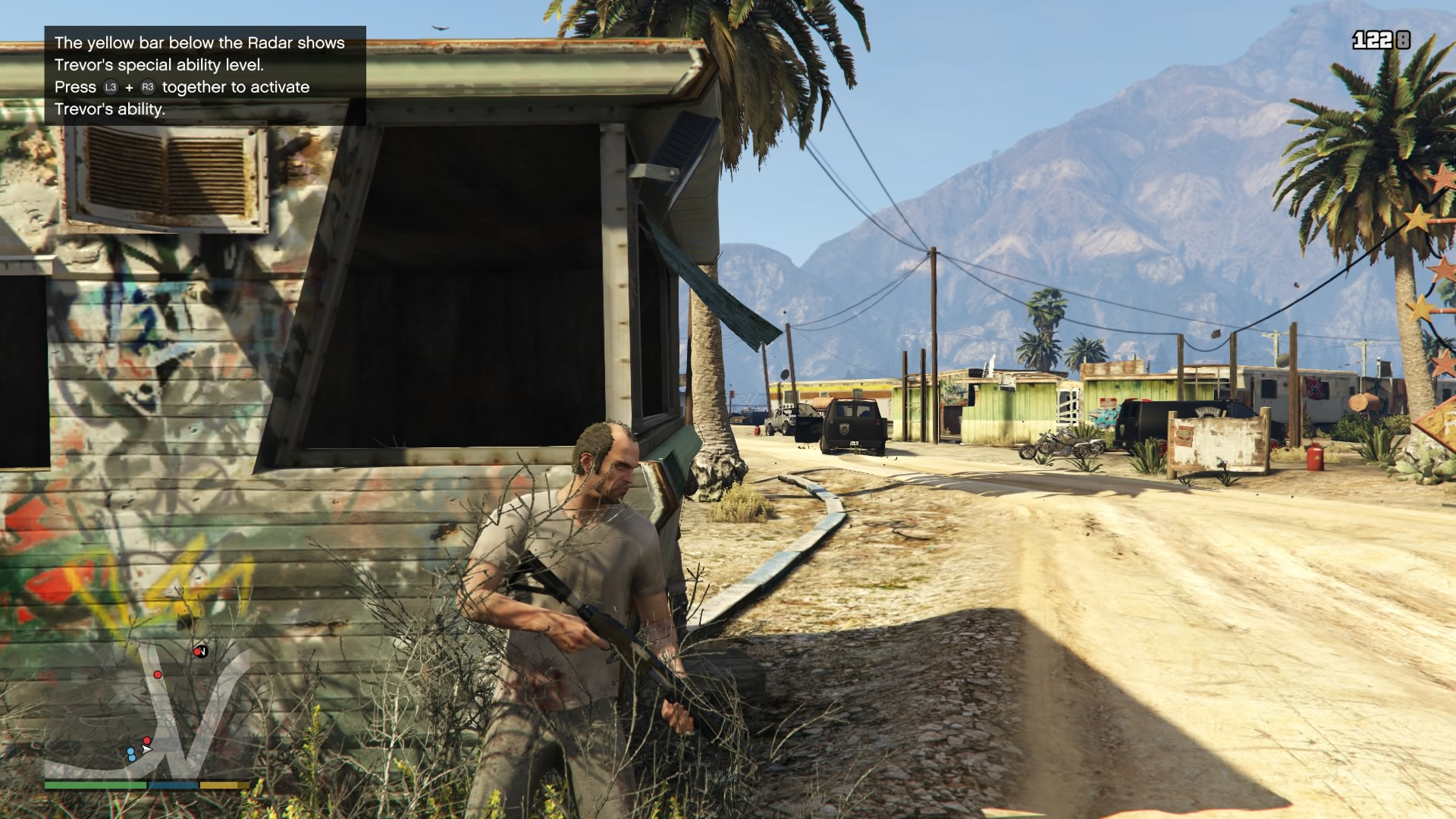 Grand Theft Auto 5 Car Wallpaper Grand Theft Auto V Ps4 Review The Trevor S In The Details