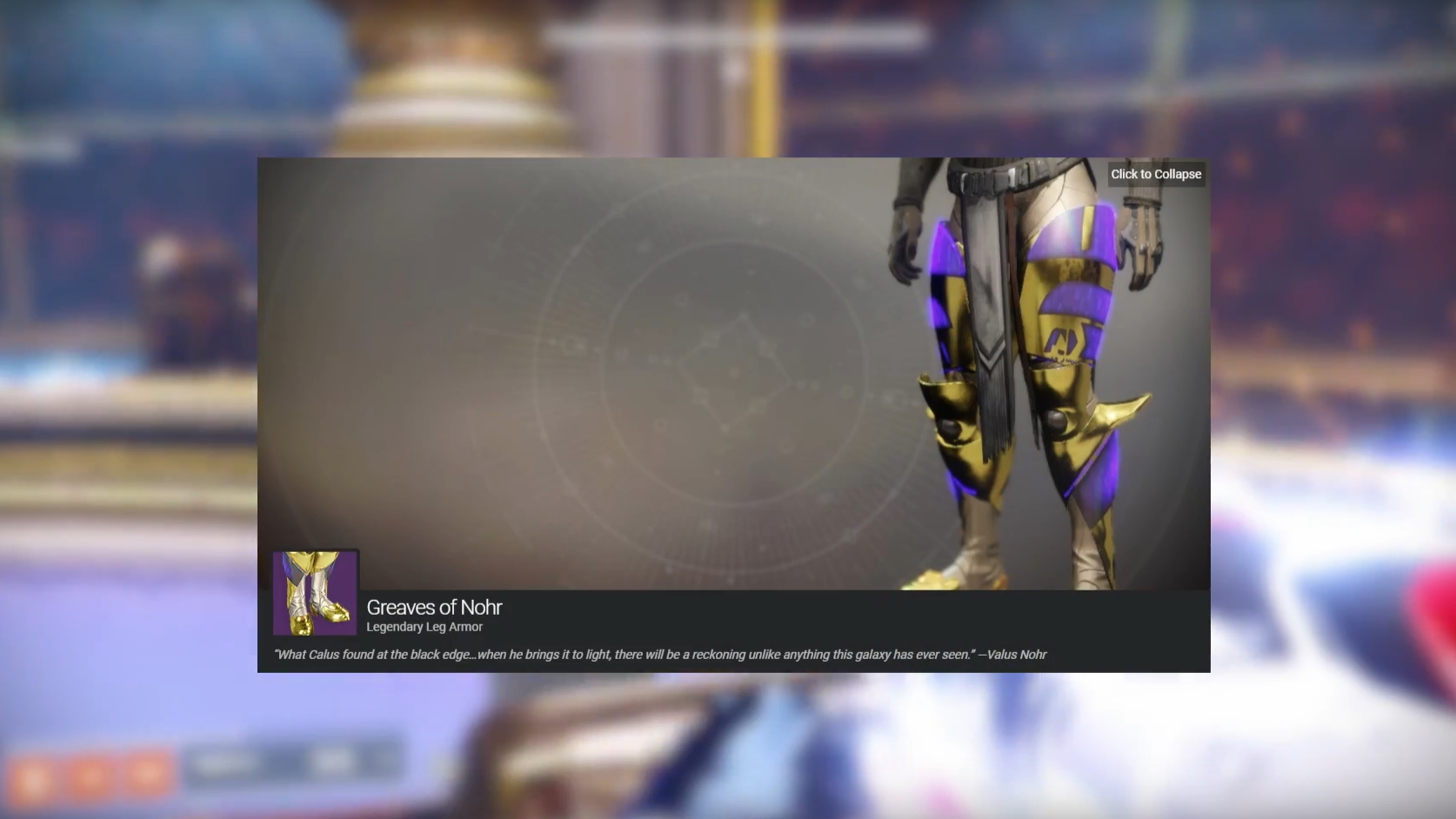Destiny 2 Leviathan Raid Loot And Prestige Gear Hunter