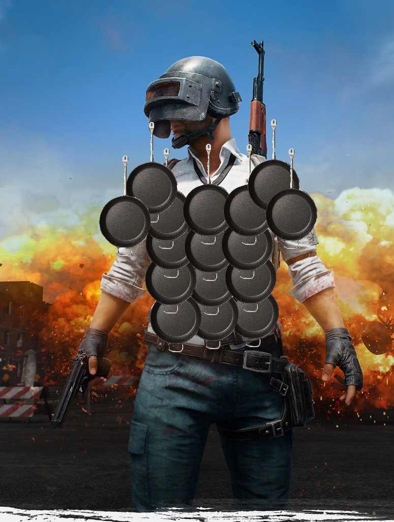 Wallpaper Engine And Pubg Playerunknown S Battlegrounds Update Lets The Frying Pan