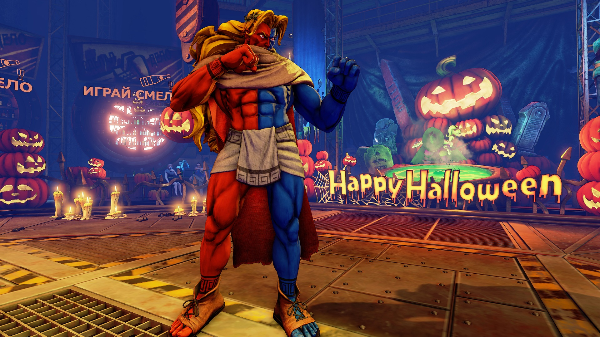 Stores That Have 3d Wallpaper Street Fighter 5 Takes Another Shot At Cammy S Sf2 Stage