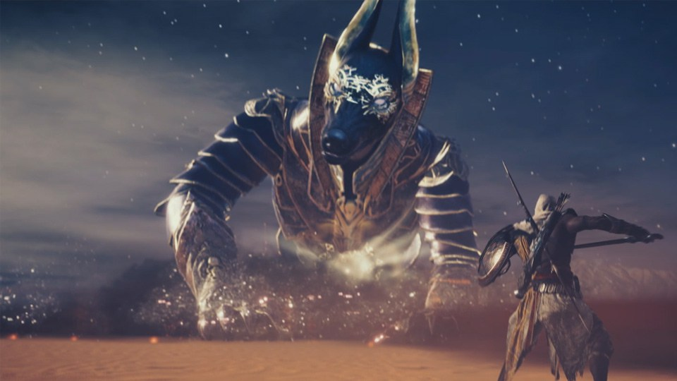 Assassin\u0027s Creed Origins Trials of the Gods Guide - How to Defeat