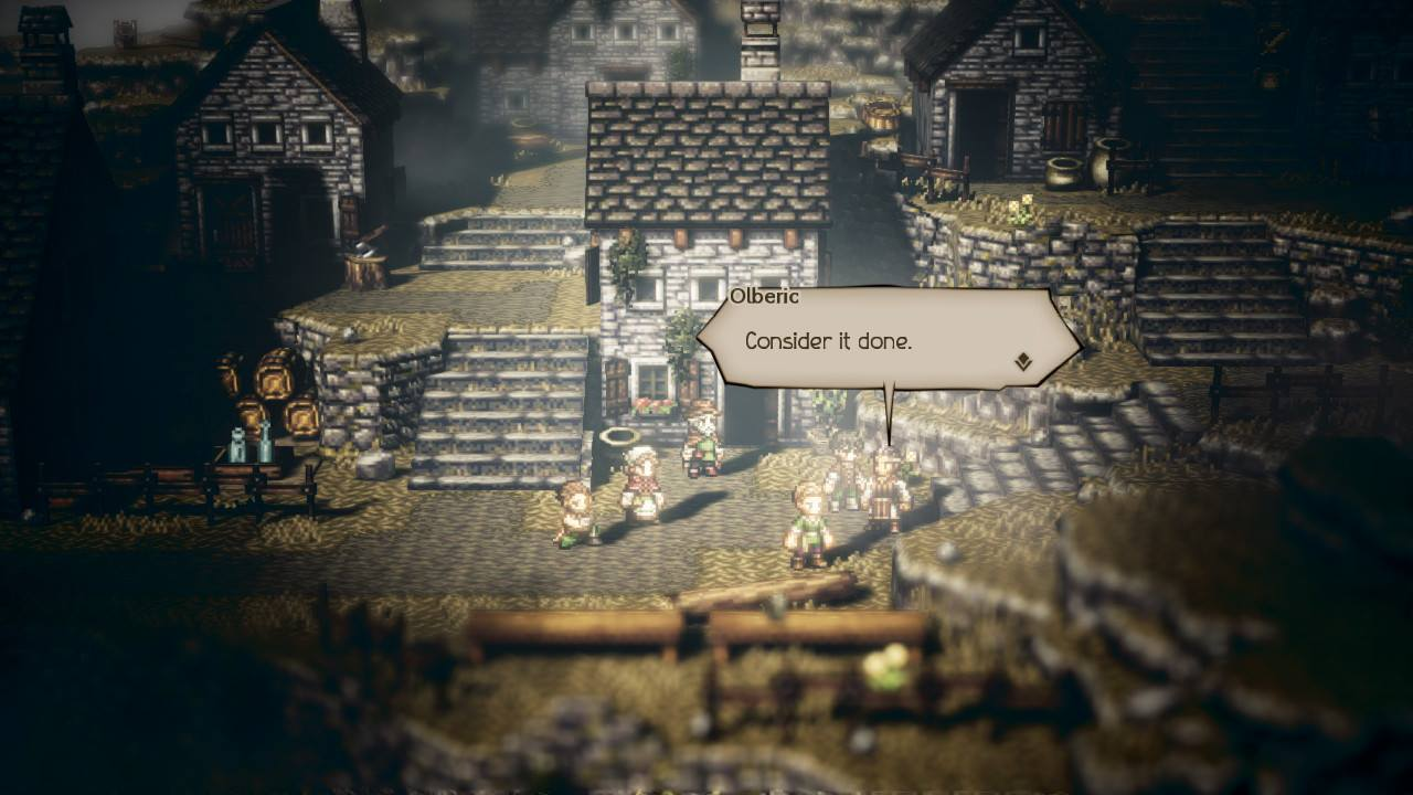 Feeling Wallpaper Hd Project Octopath Traveler Is On Track To Be One Of 2018 S