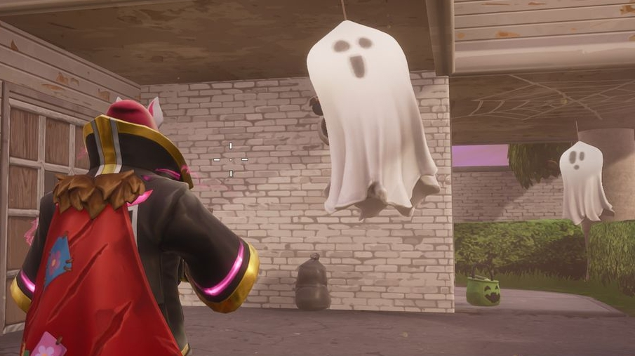 Decoration Location Fortnite Ghost Decoration Locations: Where To Find Ghost