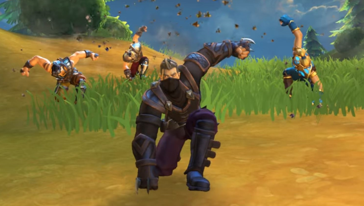 Cuisine Royale How To Heal Realm Royale Keybinds And Keyboard Controls Metabomb