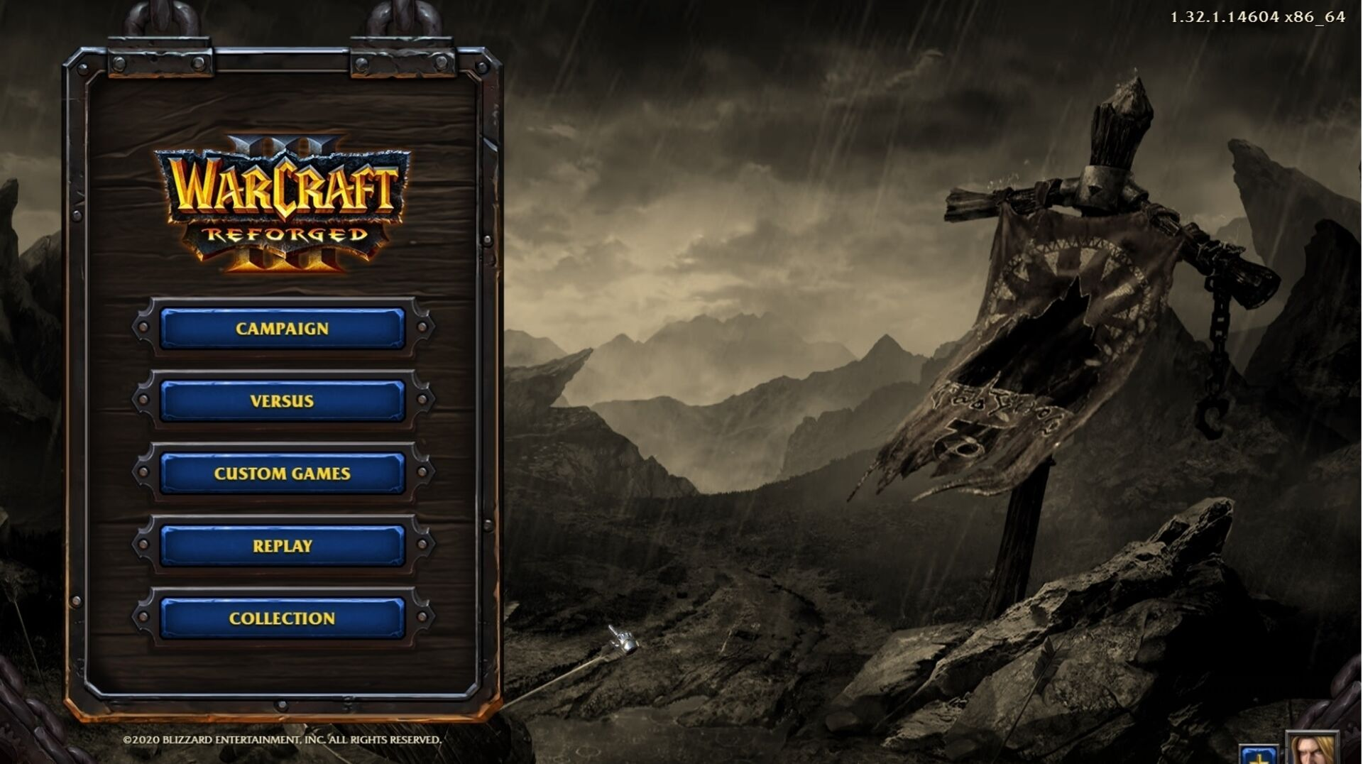 Blizzard Begins Warcraft 3 Reforged S Road To Recovery With 2gb - Classic Mode Obtain 5 Recovery Items