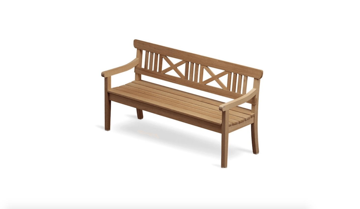 Garden Bench Australia 10 Easy Pieces Wooden Garden Benches Gardenista