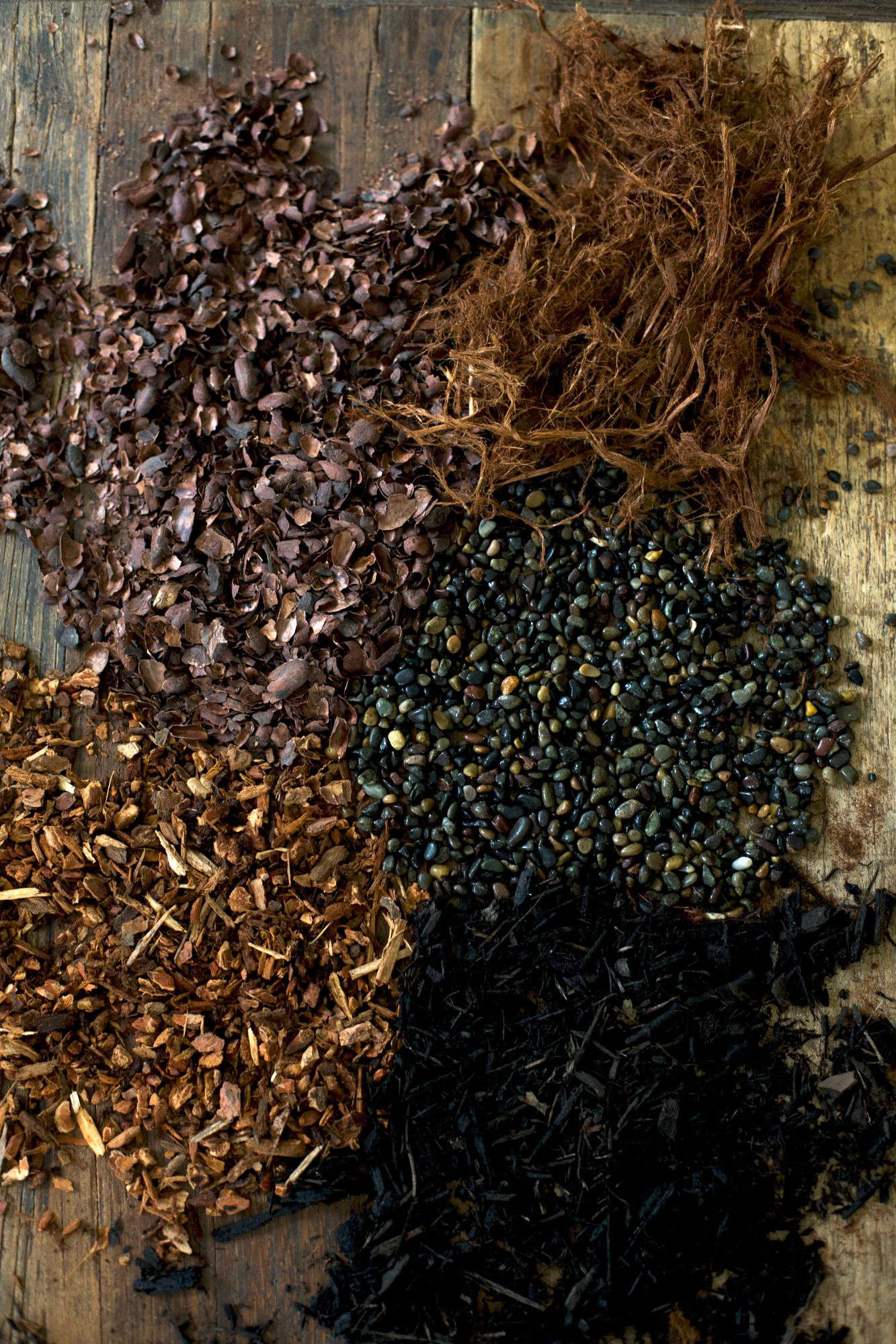 Black Bark Mulch Mulch Monthly Garden Tip For March Gardenista