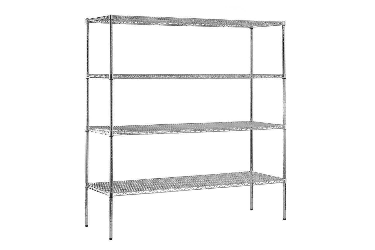 Garage Shelving Units 10 Easy Pieces Budget Garage Shelving Gardenista