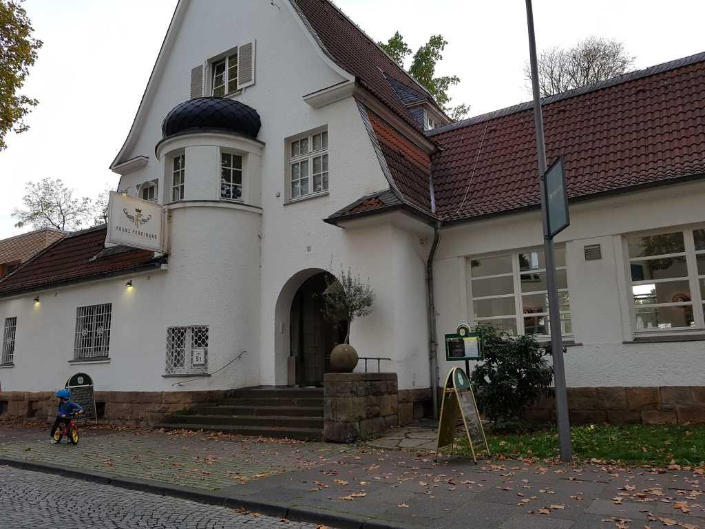 . Restaurant Kritik Franz Ferdinand Bochum