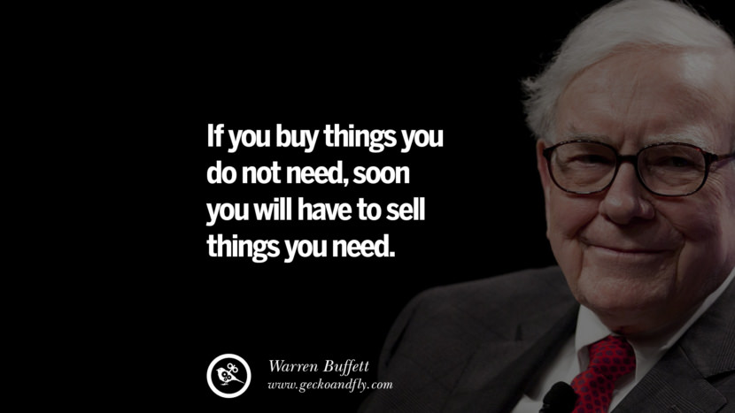 Billionaire Quotes Wallpaper 12 Best Warren Buffett Quotes On Investment Life And