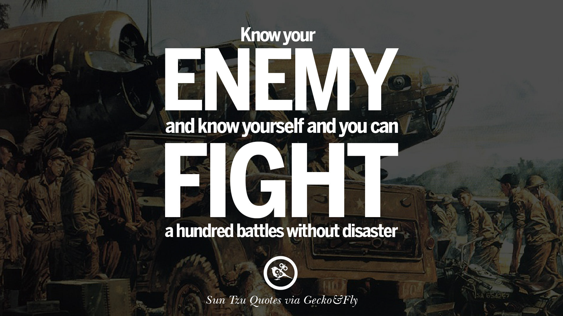 Military Excellence Quote Wallpaper 18 Quotes From Sun Tzu Art Of War For Politics Business