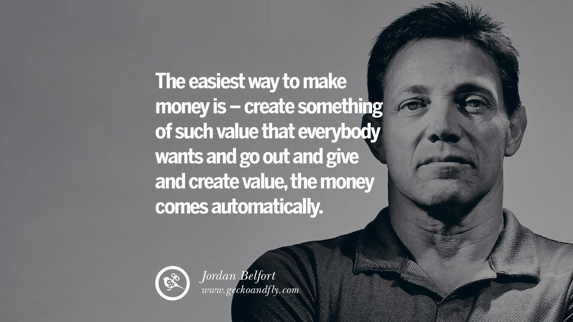 Wolf Of Wall Street Quote Iphone Wallpaper Jordan Belfort Quotes Quotesgram