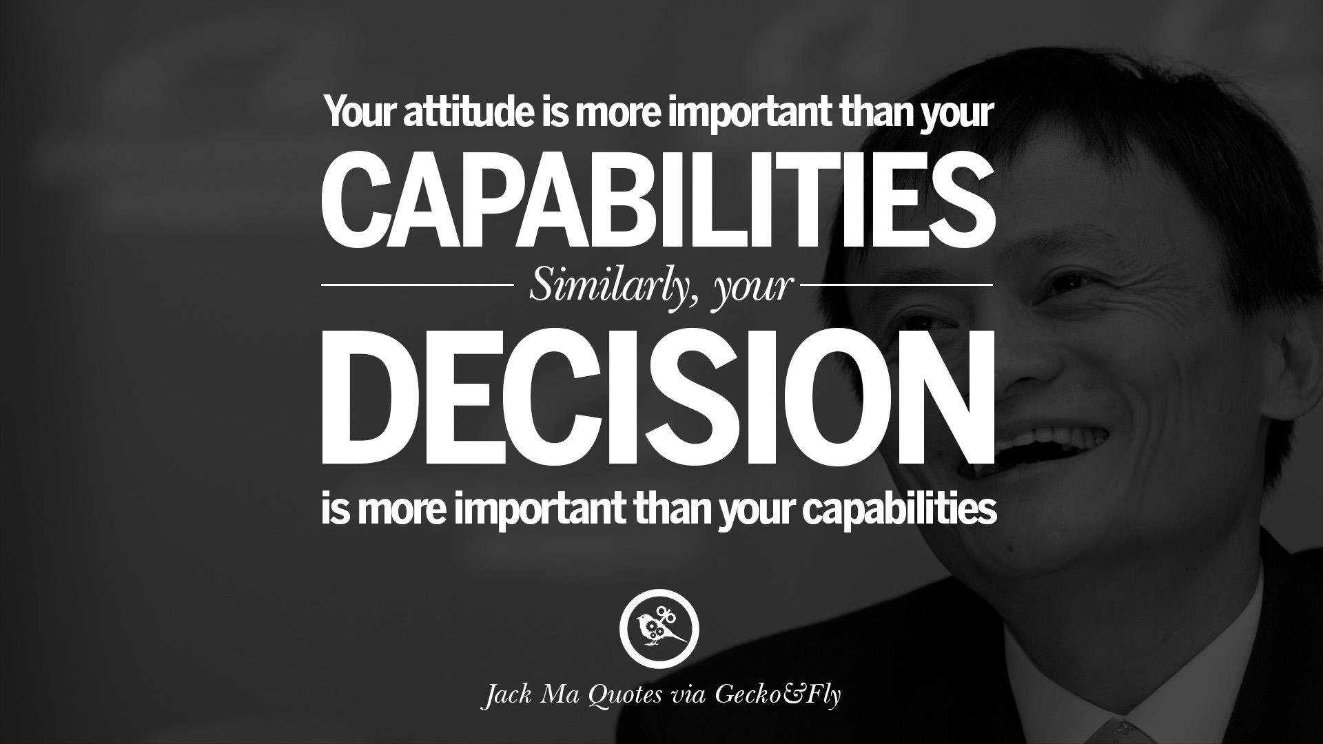 Wise Failure Quotes Wallpaper 30 Jack Ma Quotes On Entrepreneurship Success Failure