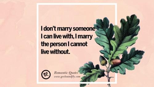 Medium Of Romantic Wedding Vows