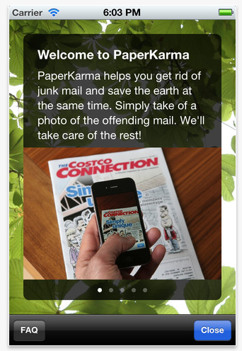 PaperKarma This mobile app stops junk mail in its tracks with a