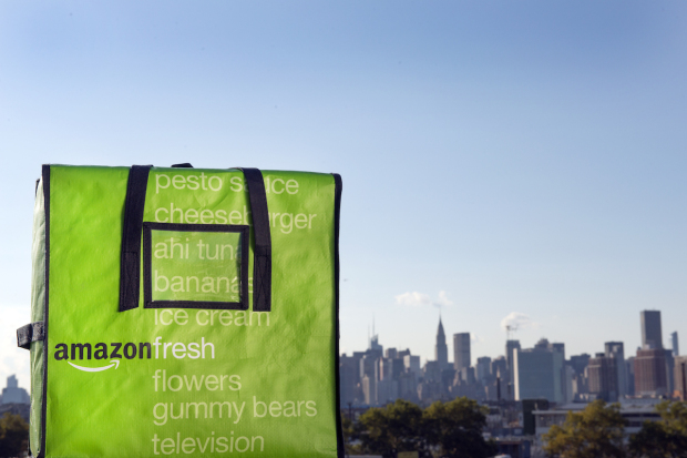 AmazonFresh drops grocery subscription to $15/month, axing $299/year