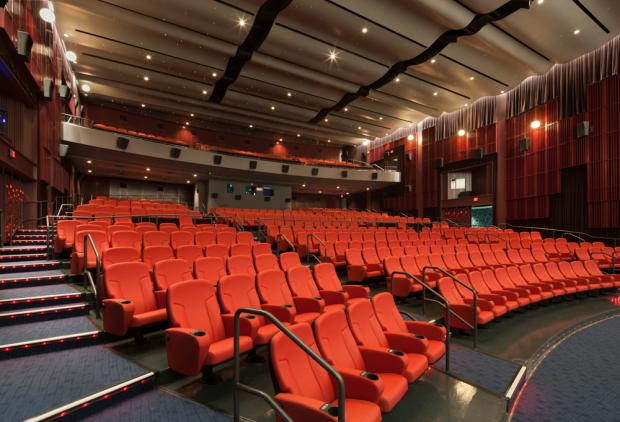 Worlds Greatest Movie Theater Paul Allens Cinerama Gets