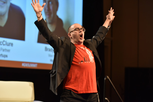 This sh\u2014 will not stand\u0027 Tech investor Dave McClure delivers epic