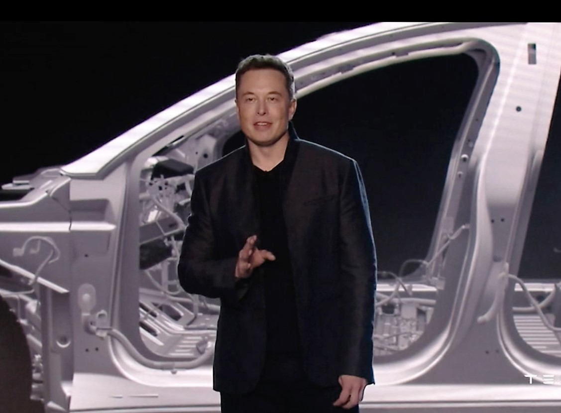 Musk Tesla The Tesla Stock Drops After Report Of Criminal Probe Into Elon Musk S