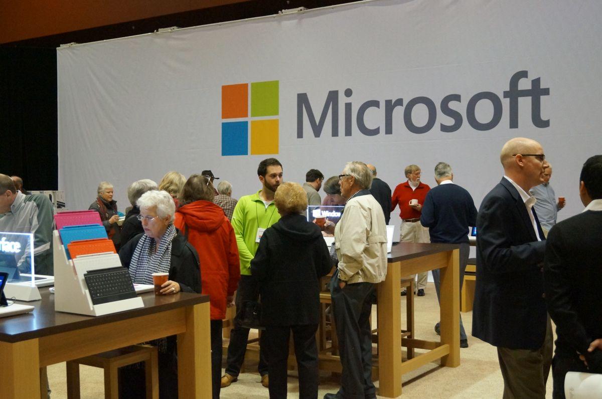 microsoft shareholder meeting